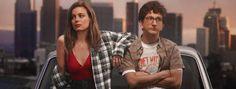 Love aspetti della commedia romantica emergono nella serie tv con Gillian Jacobs Paul Rust