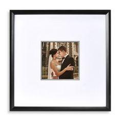 Photoguard Mat 20-Inch x 20-Inch Signature Frame with Decorative Fillet - BedBathandBeyond.com