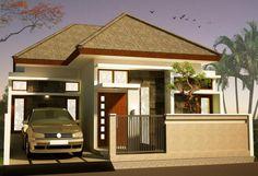 model sederhana 1 tingkat #rumah #minimalis #fasad #desain