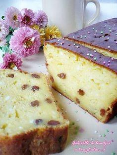 Gabriella kalandjai a konyhában :): Túrós hamis kalács - az egyszerűség és gyorsaság j...