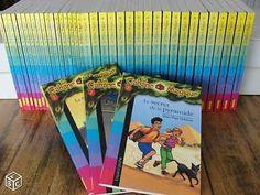 Lot de 41 livres collection la cabane magique tomes 1 à 42 sauf le tome 41 TBE