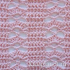 "diy_crafts- Crochet Shell Stitch 3 - description and crochet chart ""Crochet stitch pattern diagram its another language but the diagram is good"", Crochet Lace Scarf, Crochet Shell Stitch, Easy Crochet, Crochet Diagram, Crochet Chart, Crochet Motif, Crochet Stitches Patterns, Stitch Patterns, Knitting Patterns"
