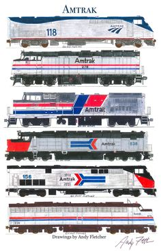 I love to see America on Amtrak.  Where would you go if you could go anywhere by train?