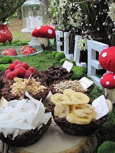 Design Dazzle Incredible Woodland Fairy Birthday Party! » Design Dazzle