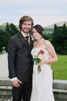 Set against the backdrop of the Sugarloaf mountains Powerscourt House is an ideal location for your wedding. Summer Wedding, Our Wedding, Wedding Venues, Wedding Couples, Backdrops, Wedding Photography, Romantic, Mountains, Wedding Dresses