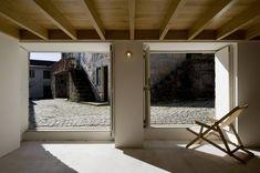 Arquitectos: Inês Cortesão  Ubicación: Vilar, Castro Daire, Portugal