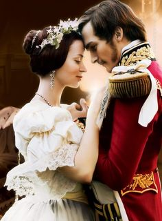 victoria and albert {the young victoria} <3