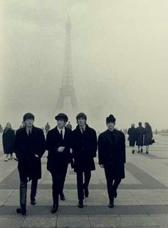 The Beatles - Anto Irenn• • - THANKS - i like your pin - wow - fantastic photo  - my favorite band - thanks thanks thanks - i like - i love - i want your pin