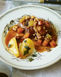 Steffi Knowles-Dellner's slow-braised pig cheeks recipe is perfect for winter. It's hearty, warming and best of all requires little effort. Family Vegetarian Meals, Cheap Family Meals, Slow Cooker Pork, Slow Cooker Recipes, Cooking Recipes, Casserole Dishes, Casserole Recipes, Pork Cheeks, Pork Recipes