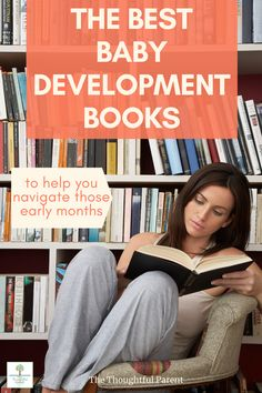 These baby development books can help new parents understand their babies and learn about development. #newparents #books #babybooks #childdevelopment Best Parenting Books, Real Moms, Postpartum Care, Baby Development, New Parents, Good Books, Insight, Babies, Marketing