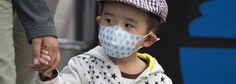 WHO: Pollution Kills 1.7 Million Children Every Year | Respro® Bulletin Board