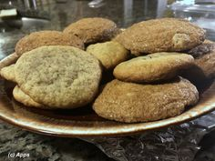 Hannah's Bananas Fluke Recipe, Hannah Swensen, Colored Cookies, How To Make Cookies, Blue Berry Muffins, Savoury Dishes, Different Recipes, The Dish, Bananas