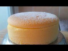 ชีสเค้กญี่ปุ่น นุ่มๆ 🧀ละลายในปาก : Japanese cheesecake - YouTube Japanese Cake, Japanese Cheesecake, Cheesecake Cupcakes, Cheesecakes, No Bake Cake, Vanilla Cake, Homemade, Baking Cakes, Deserts