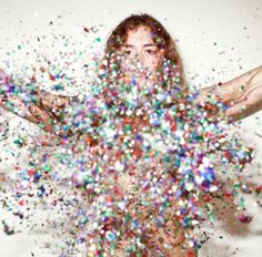 glitter bomb.. I must do this before I die..