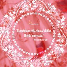 #customertestimonials #sarees #fashion #style Customer Feedback, Sarees, Style, Fashion, Swag, Moda, Fashion Styles, Fashion Illustrations, Outfits