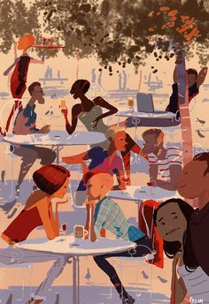 It's in the air. Because love comes in all shapes and colors. #pascalcampion