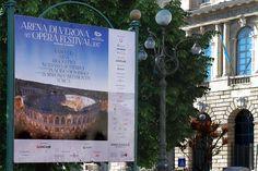 Cartellone Opera in Arena 2017