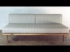 DIY Modern Outdoor Sofa | How to Build - YouTube