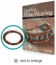 Timeless Wire Weaving with Free Wire from ParaWire