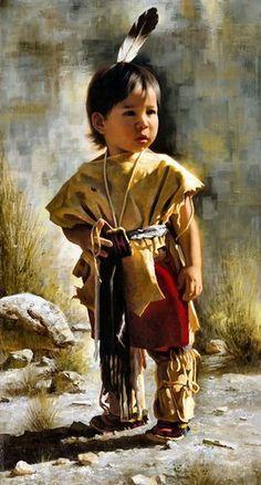 Alfredo Rodriguez Indian Art
