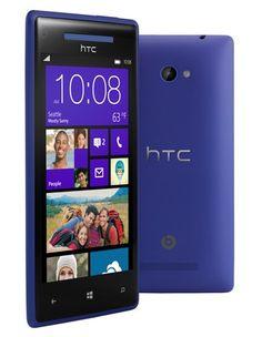 El HTC 8X es el primer smartphone que la marca presenta con Windows Phone 8. Tiene pantalla de 4.3 pulgadas con resolución HD a 720p, protección Gorilla Glass 2, procesador de doble núcleo, entre otras cosas y estará disponible en noviembre.