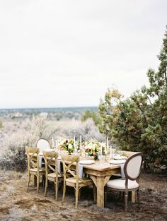 Oregon Wedding Inspiration from Perry Vaile Photography from Erich McVey Workshop Chic Wedding, Wedding Trends, Wedding Ideas, Wedding Details, Wedding Planning, Outdoor Wedding Reception, Wedding Seating, Bohemian Wedding Inspiration, Outdoor Settings