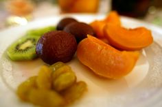 Winter fruit galore...