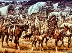 """Cherokee Trail of Tears"""
