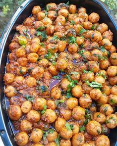 Nusret Hotels – Just another WordPress site Turkish Recipes, Ethnic Recipes, Happy Kitchen, Vegan Main Dishes, Breakfast Items, Iftar, Easy Snacks, Sauce Recipes, Chana Masala