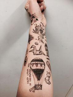 tattoo hipster - Pesquisa Google