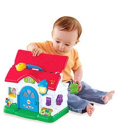 Fisher Price Laugh and Learn Puppy's Activity Home