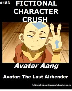 #183 - Aang from Avatar: The Last Airbender