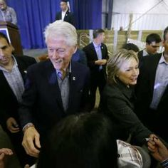 Hillary Clinton, Not Donald Trump, Destroyed Bill Clinton