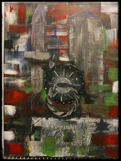 Sarajevo Painting, Art, Painting Art, Paintings, Kunst, Paint, Draw, Art Education, Artworks