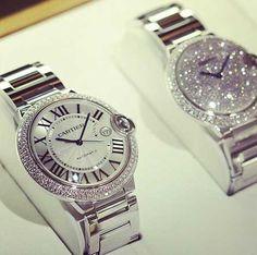 Gümüş Saat Modelleri Bayan