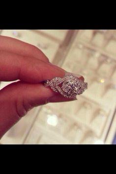 Wedding ring engagement rings