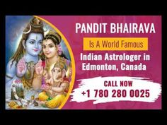 Looking for the best Psychic in Edmonton? Contact Pandit Bhairava - Best/Top & Famous Psychic Reader in Calgary, Canada. Call on 780 280 0025 to talk with Famous Psychic in Alberta. Spiritual Healer, Spirituality, Best Psychics, Psychic Abilities, Psychic Readings, Calgary, Love Life, Astrology, Knowledge