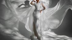 Ezra Couture | Tales of Arabia #ezracouture #fashion #moda #dress #vestido #gown Christian Dior, Daenerys Targaryen, Designer Wedding Dresses, Wedding Designs, Gowns, Couture, Fictional Characters, Art, Fashion