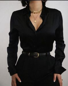 Adrette Outfits, Cute Casual Outfits, Fall Outfits, Fashion Outfits, Casual Chic, Skirt Fashion, Chic Black Outfits, Workwear Fashion, Classy Chic