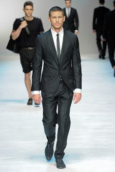 Saturday at Milan Fashion Week PV2012. Dolce&Gabbana.