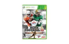 NCAA Football 13 for Xbox 360 lets you experience the pride and pageantry of gameday Saturday with all new enhanced in-game presentation.