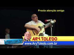 ▶ Ary Toledo, Vinheta Cantada - Programa Zmaro - YouTube