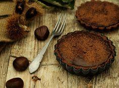 Dona Delícia - Atelier de Sabores: Tarteletes de Chocolate e Castanhas