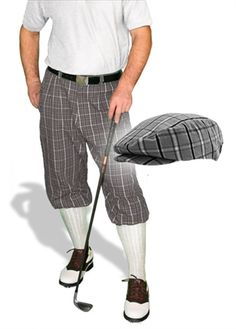 ReadyGOLF offers golf knickers clothes for men and women featuring different styles and designs. Buy traditional plaid golf knickers from GolfKnickers sets with including a matching cap and bowtie.   For more information visit @ https://www.readygolf.com/apparel/mens-apparel/knickers/
