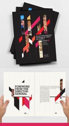 25 Inspiring Brochure Designs - Brochure Design 1