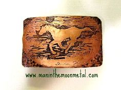 Handmade Running belt buckle----suspicious site.....but like the pic....just don't go to website