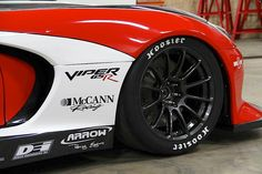 Our friends at McCann Racing built this incredible G5R carbon fiber bodied 5th gen Dodge Viper track weapon on a special 6-lug open lug version of our one piece forged monoblock GTD1 wheel finished in Graphite. See more at: http://www.forgeline.com/customer_gallery_view.php?cvk=1301  #Forgeline #forged #monoblock #GTD1 #Dodge #Viper #G5R