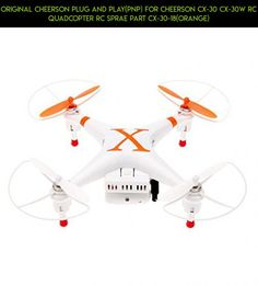 Original Cheerson Plug and Play(PNP) for Cheerson CX-30 CX-30W RC Quadcopter RC Sprae part CX-30-18(Orange) #drone #tech #camera #kit #gadgets #fpv #technology #cheerson #products #30 #parts #shopping #racing #plans