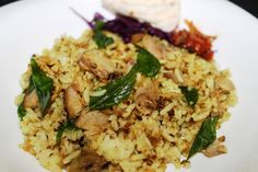 "Nasi goreng, literally meaning ""fried rice"" in Indonesian, can refer simply to fried pre-cooked rice, a meal including stir fried rice in small amount of cooking oil or margarine, typically spiced …"