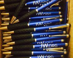5 JW Stylus Stifte /Rubber Griff von KGrantPublishing auf Etsy
